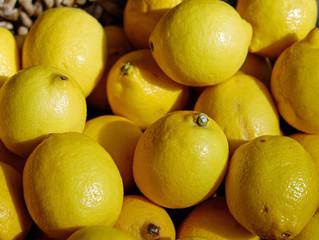Lucy, Lemons & Luscious Locks