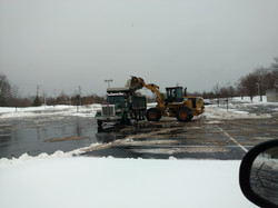 Moving Snow Off Site