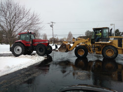 Snow Logic snow removal machines