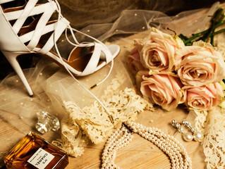 Cada novia tiene sus complementos