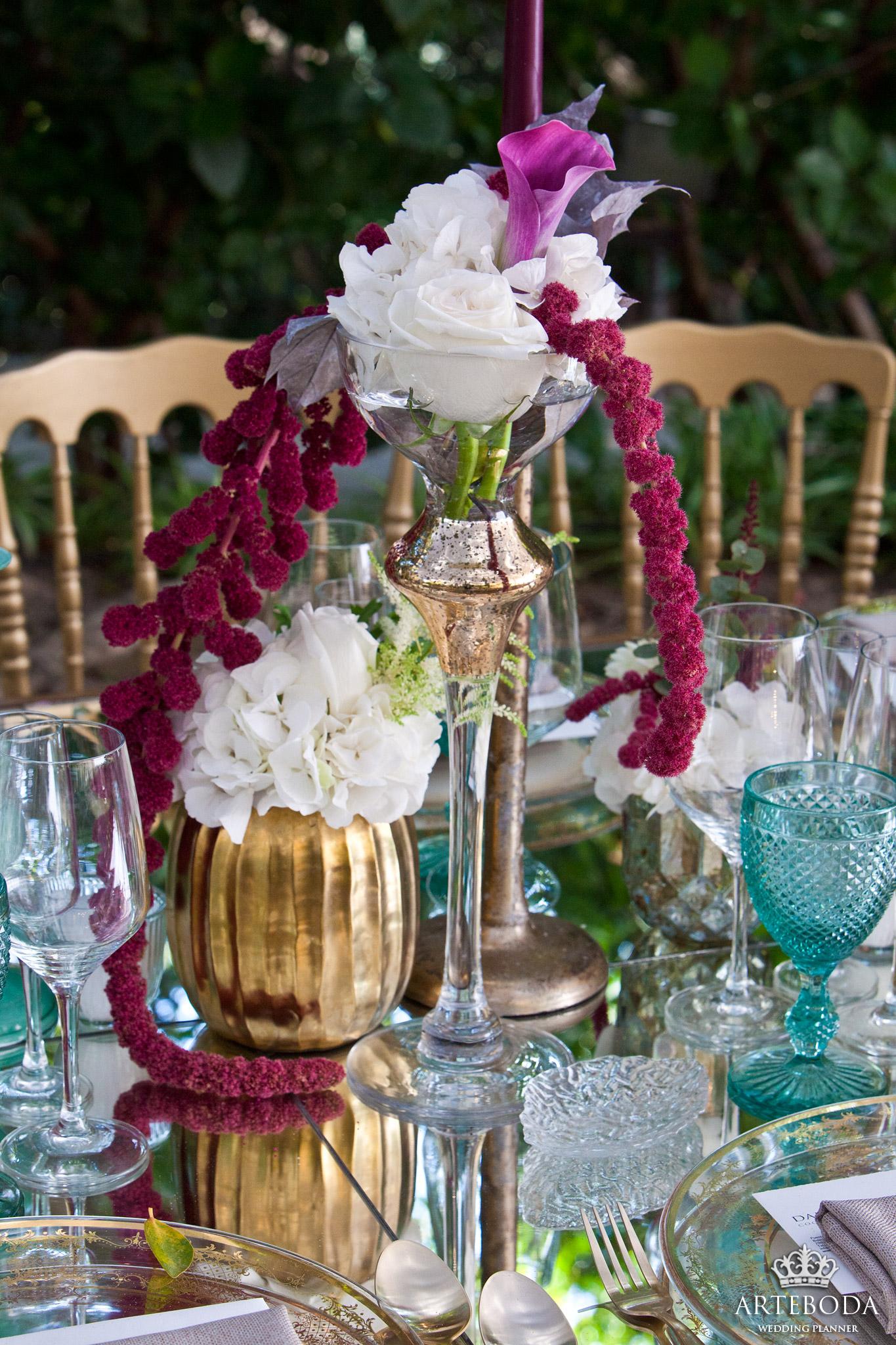Decoración boda Arteboda