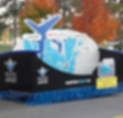 Region of Waterloo Airport Parade Float