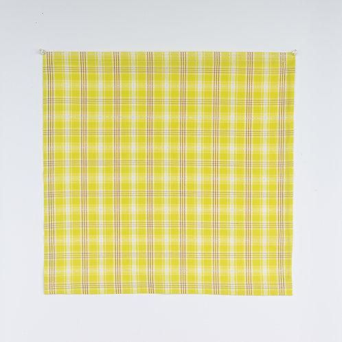 100% Cotton Napkins Set of 4 — Citron