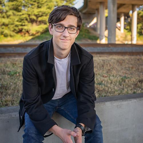 Jack Senior Portraits