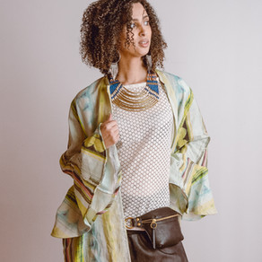 Fashion Photography: Boho Republic SS|20