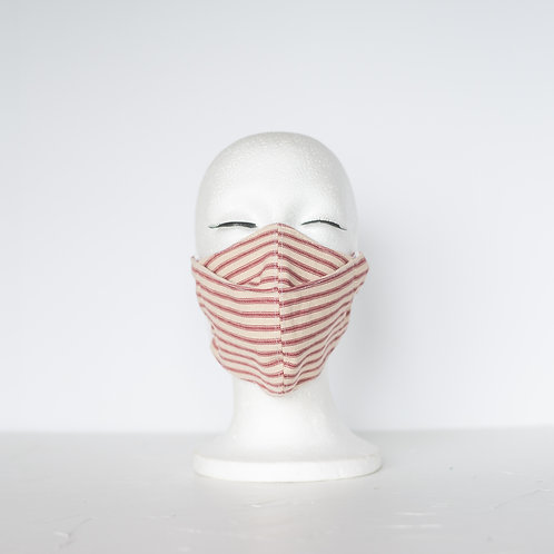 The Beak Mask — Red Duck Ticking