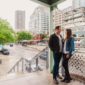 Engagement Shoot: Kate + Matthew