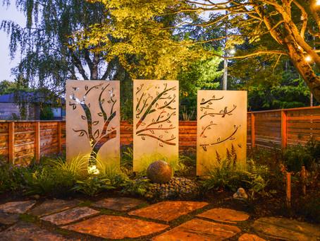 Landscape Photography: Side Yard Oasis