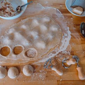 Lifestyle Photography: Pasta Making