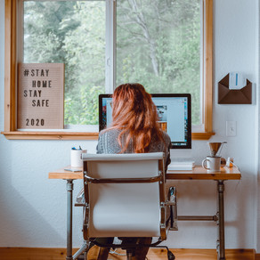 Lifestyle Photography: Work From Home