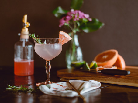 Lifestyle Photography: Fancy Cocktails
