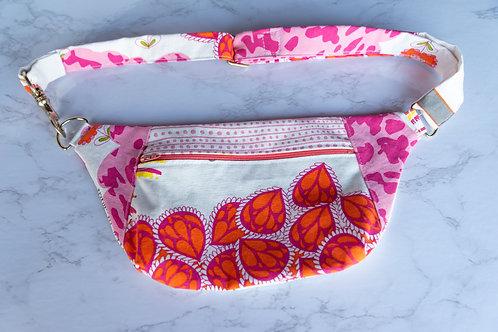 Bold Pink Multi Hip Bag