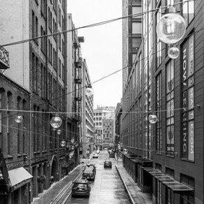 Street Photography: Downtown Seattle