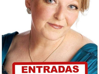 Esta tarde a las 18:00, Anne Germain en Huelva