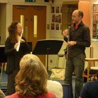 Ian Mullin teaching
