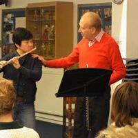 Wibb teaching Nanako