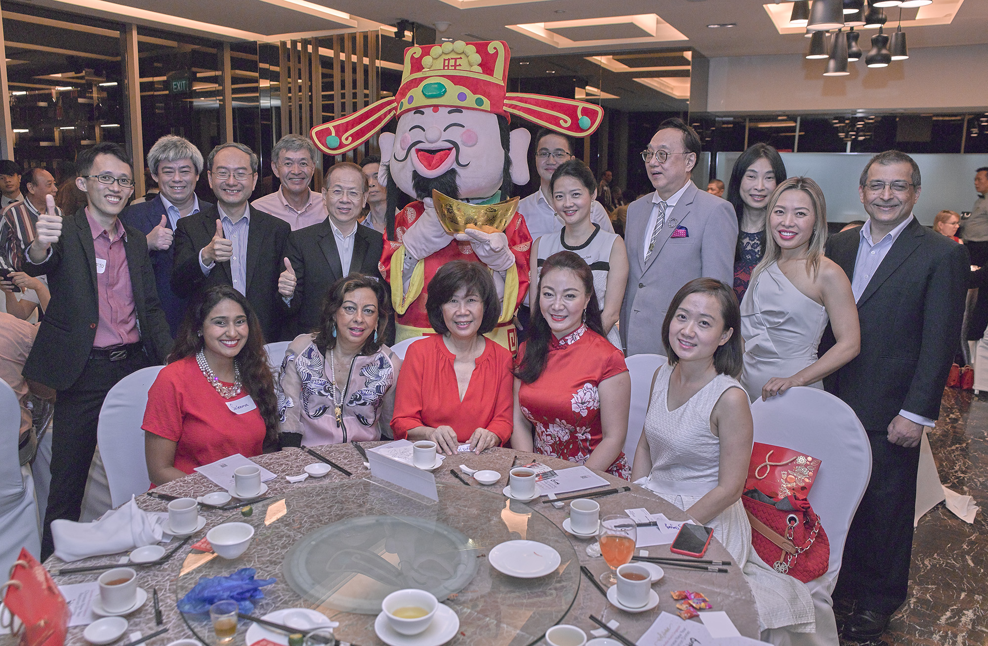 CA-S 2019 CNY Reunion Dinner