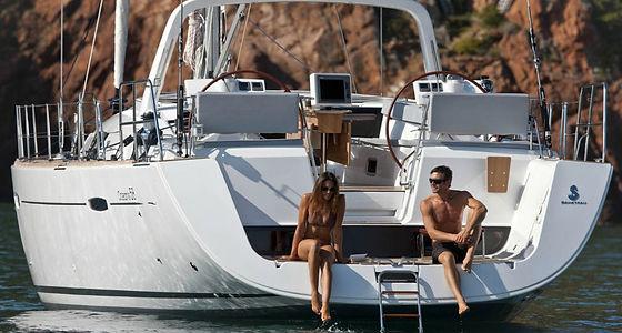 Leisure cruising in Croatia