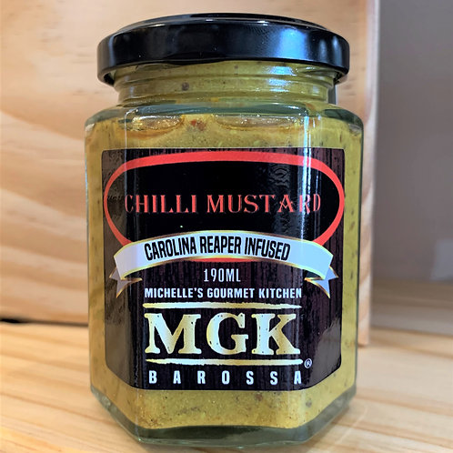 MGK Chilli Mustard 190ml