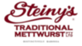 Steiny's Traditional Mettwurst Logo 1 Sm