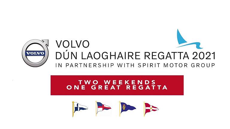 Volvo Dun Laoghaire Regatta Cancelled
