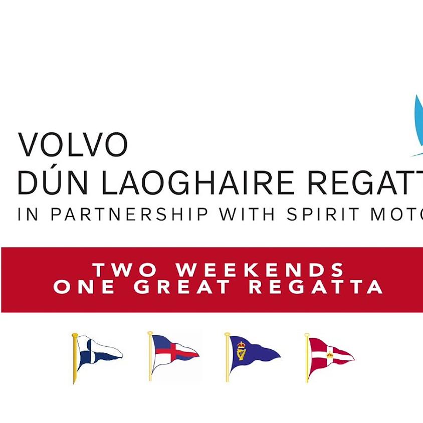 Volvo Dun Laoghaire Regatta