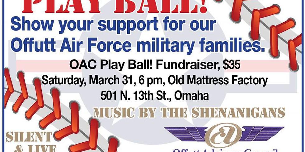 PLAY BALL Fundraiser