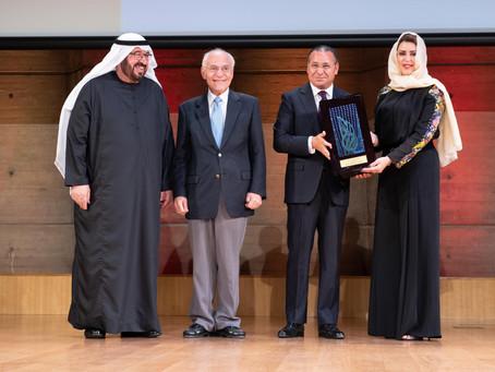 """""""إنتك"""" تفوز بجائزة أفضل شركة تقدم ابتكارات صديقة للبيئة في العالم العربي"""