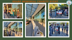 Saikat's Healthcare (Sharp) Workers Charity Event on July 19, 2020