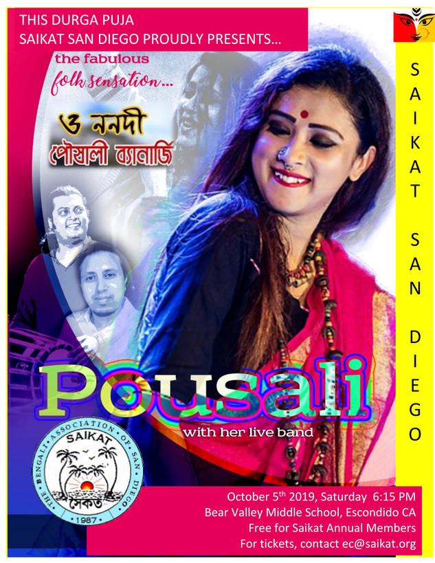 Folk Fragnance by Poushali