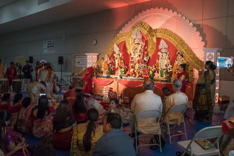 Album: Fall Festival (Durga Puja) Oct 8,9 2016