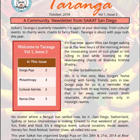Taranga oct2018