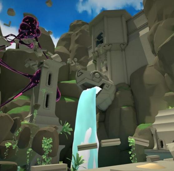 Cloudborn VR Game