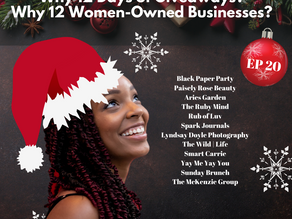 20. New Biz Inspiration from 12 Women-Owned Businesses / 12 Days of Giveaways Contest!