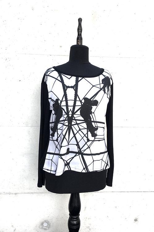 Shirt Photodesign auf Jersey und Lyocell