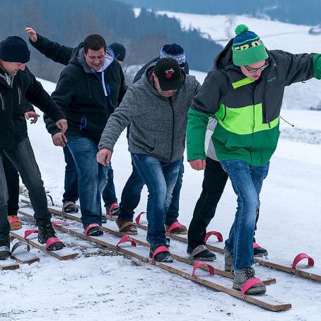Weihnachtsfeier im Schwarzwald!