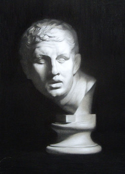 Cast Painting - Rendering Classical