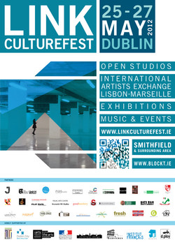 LINK Culturefest A3 Poster RGB