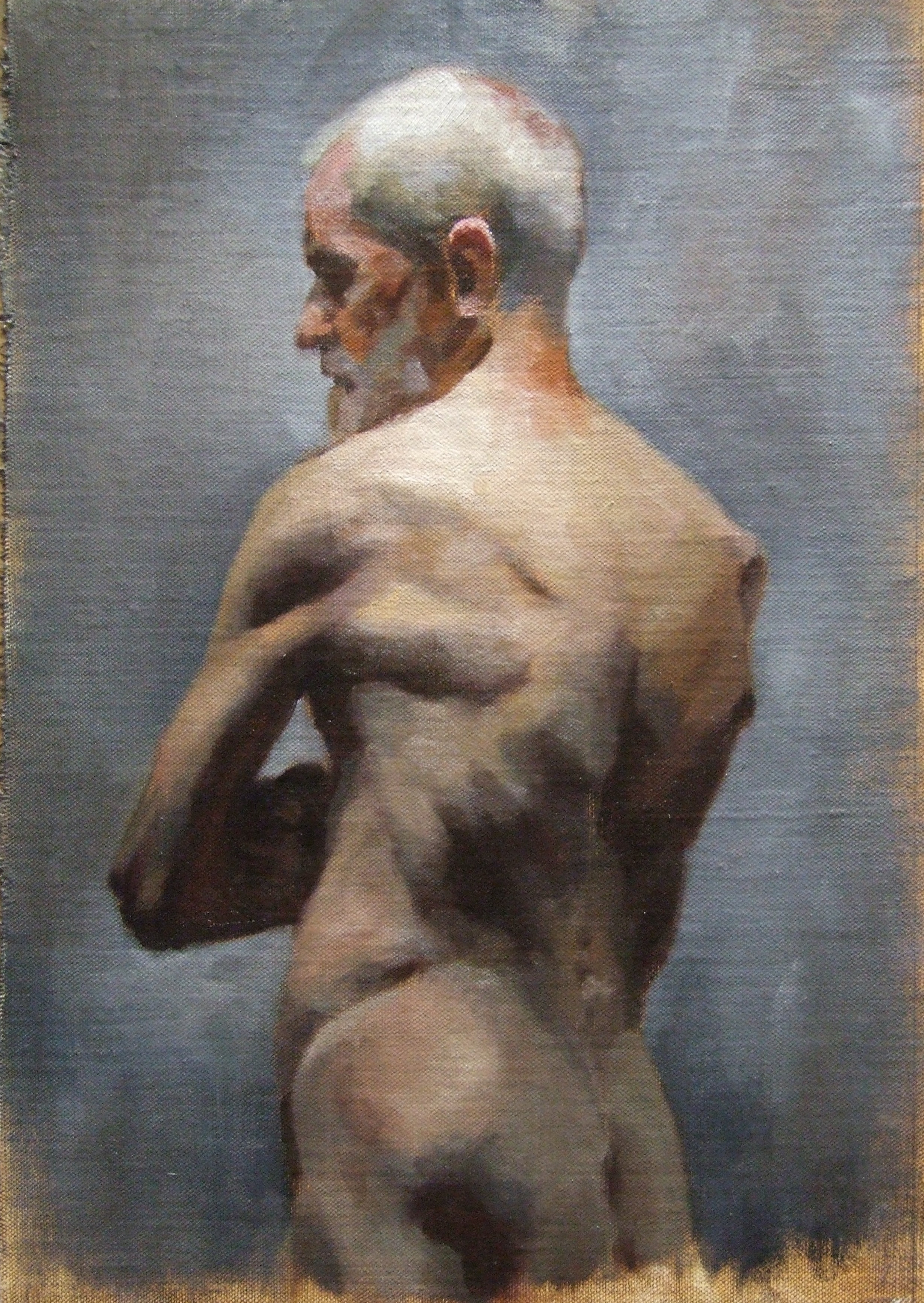 Realist Painting the Figure in Oils