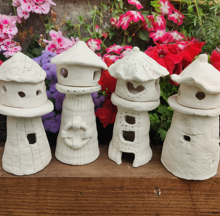 Lighthouses - pottery course.webp