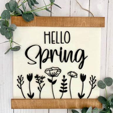 Hello Spring Version 2