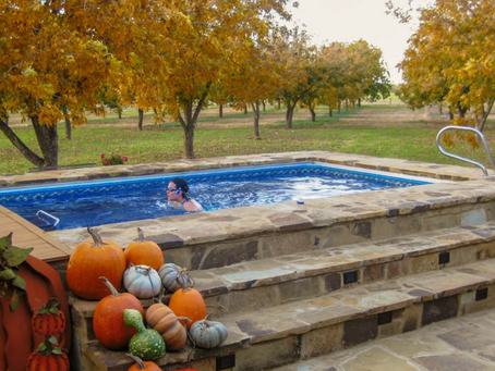 Use Your Pool Through Winter