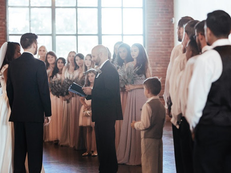 7 Important Details for Your Traditional Wedding in Texas