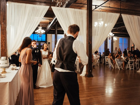A Fun Sequence for Your Wedding Reception