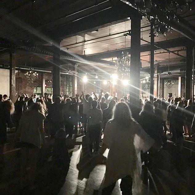 United Pursuit Christian Concert tonight