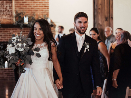 3 Tips for Your Creative Black and White Wedding