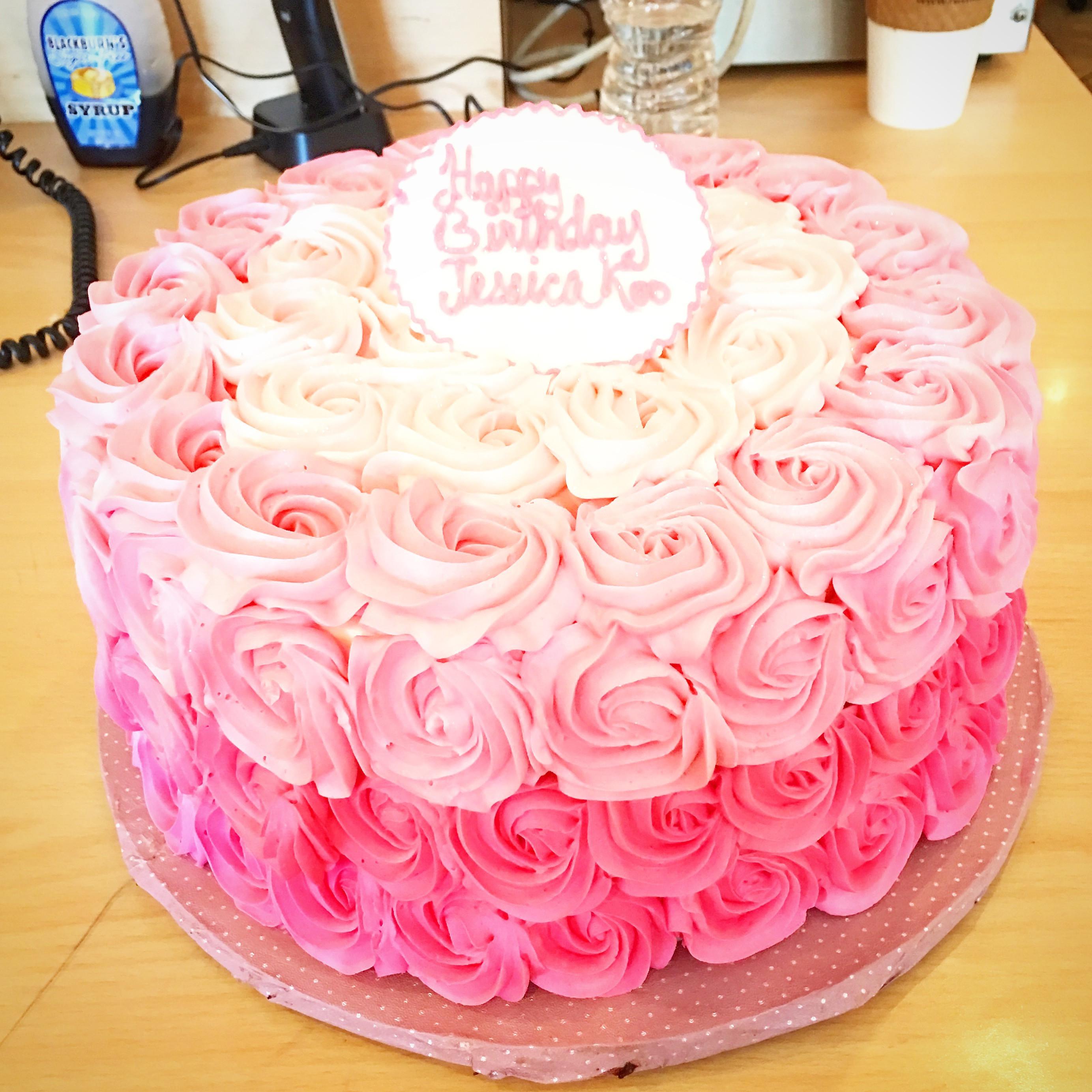 Birthday cakes by rustika cafe and bakery more izmirmasajfo