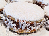 Homemade Dulce de Leche Alfajor