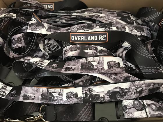 Overland RC Lanyard (2021)