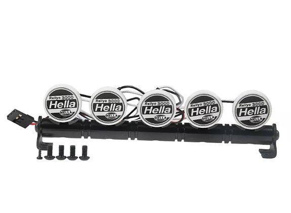 Hella Light Bar (5 Light)